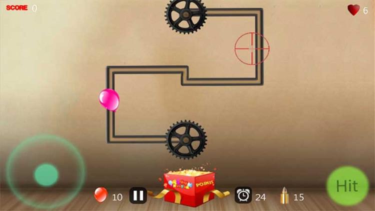 Balloon Shooter : Show your crazy skills N pop them all screenshot-3