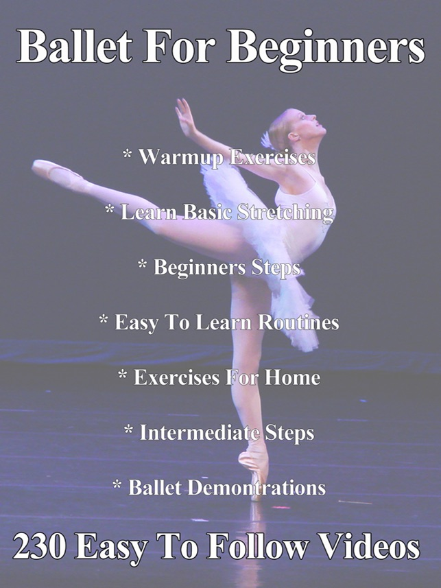 Ballet For Beginners On The App Store