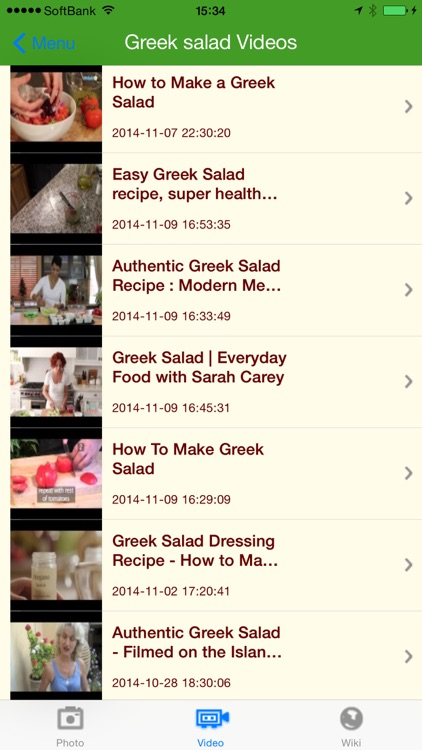 The Best Salads in the World screenshot-3
