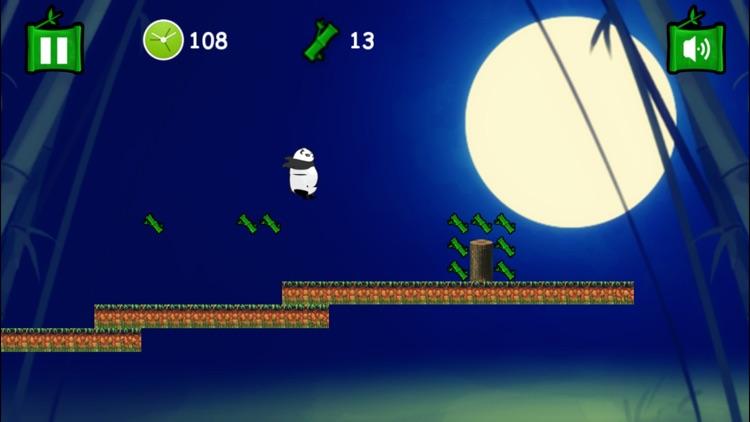 Panda Ninja Free screenshot-4