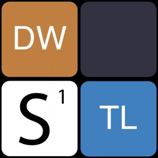 UK Solver for Wordfeud
