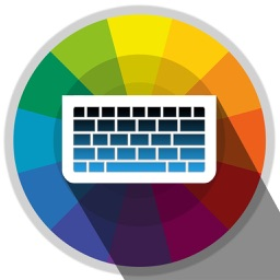 Keyboard Maker - Custom Keyboards Creator allows custom keys, font, backgrounds & photo backgrounds