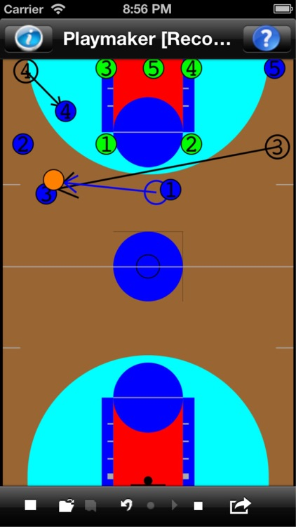 Basketball Playmaker screenshot-1