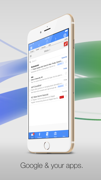 G Whizz Plus For Google Apps review screenshots