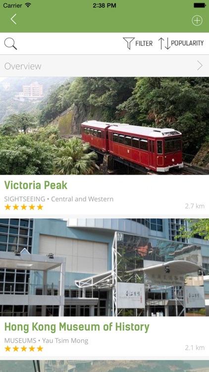 Hong Kong Travel Guide (with Offline Maps) - mTrip screenshot-3