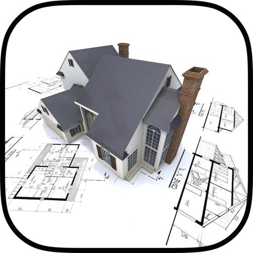 European House Plans icon