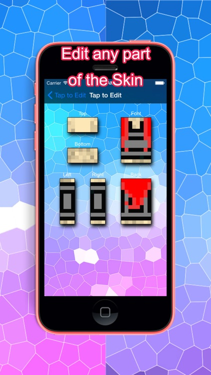 PE Girl Skins for Minecraft Pocket Edition screenshot-4