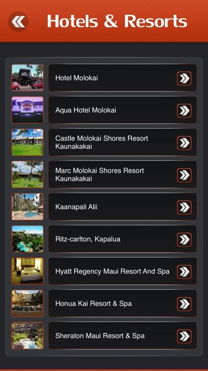 Molokai Tourism Guide screenshot-3