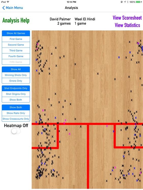 CourtVision - Squash Strategy App screenshot-4