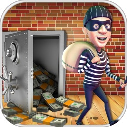 Bank robbery thief – robber