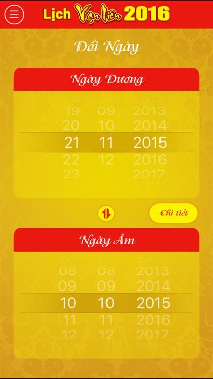 Lịch Vạn Niên 2016 screenshot-3