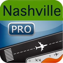 Nashville Airport + Flight Tracker Premium HD BNA