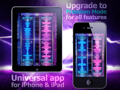 Touch DJ™ Evolution - Visual Mixing, Key Lock, AutoSyncのおすすめ画像4