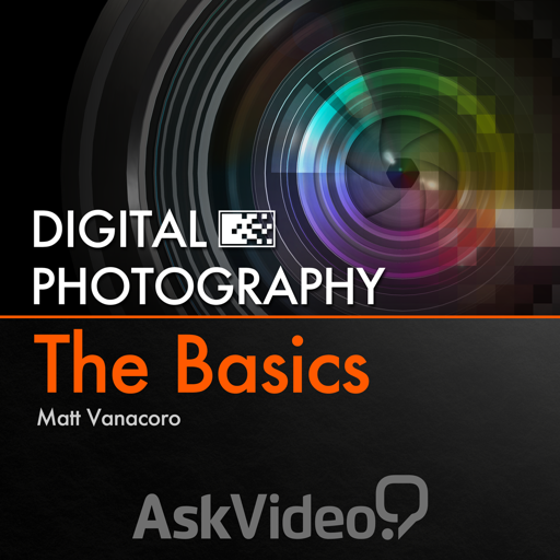 Digital Photography - The Basics