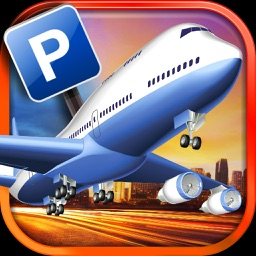 Airplane Parking! Real Plane Pilot Drive and Park - Runway Traffic Control Simulator - Full Version