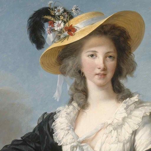 Élisabeth Vigée Le Brun, l'Application officielle de l'exposition