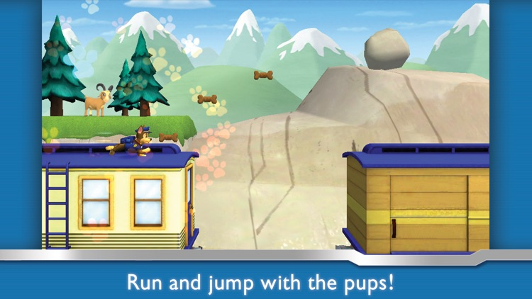 PAW Patrol - Rescue Run
