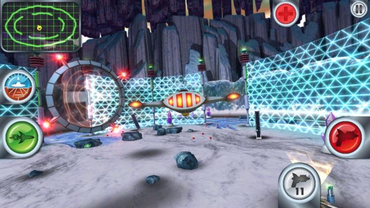 Air Wings Intergalactic screenshot-4