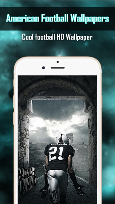 American Football Wallpapers & Backgrounds - Home Screen Maker with Sports Pictures-0