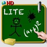Schoolbord naar iPad notitie hand tekening schrijven - Gratis