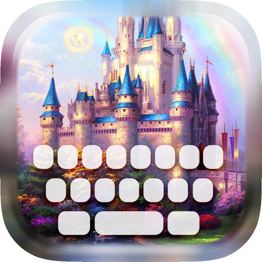KeyCCM –  Fairy Tales : Design Color & Wallpaper Keyboard Fantasy Themes in The Wonderland World