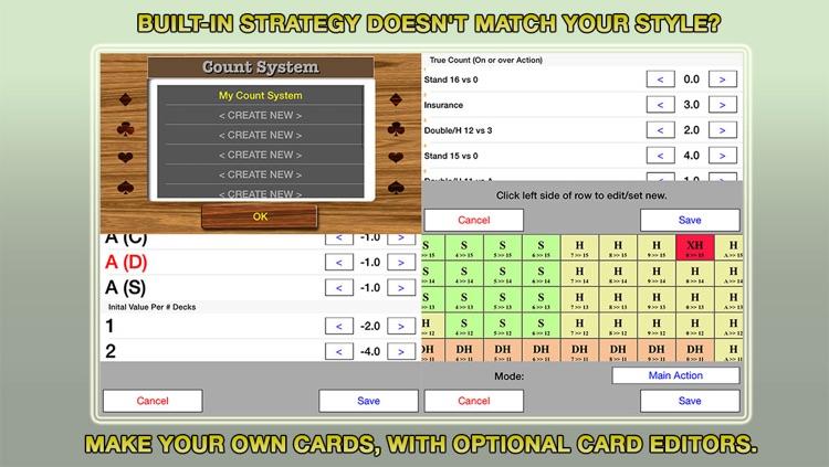 Blackjack 21 Pro - Multi-Hand (Vegas Casino Fun) screenshot-4