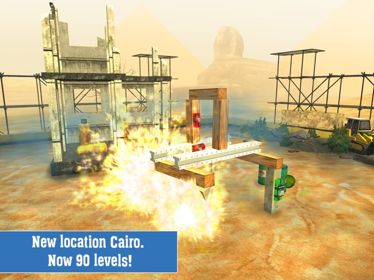 Demolition Master 3D HD screenshot-3
