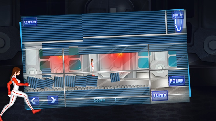 Portal Rift Neo : The Space Station Vortex Wrap Zone Maze - Free screenshot-3