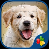 Codes for Dog Puzzles - Jigsaw Puzzle Game for Kids with Real Pictures of Cute Puppies and Dogs Hack