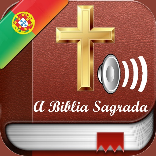 Holy Bible Audio mp3 and Text in Portuguese - Bíblia Sagrada Audio e Texto em Português