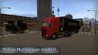 Скриншот №5 к Euro Truck Driver