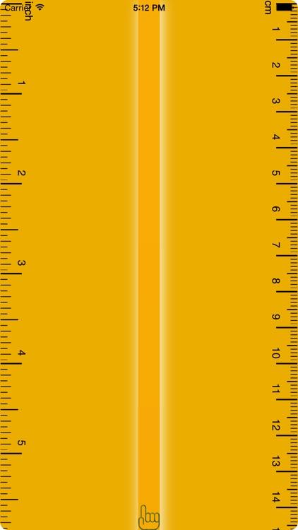 Digital Ruler - Pocket Measure