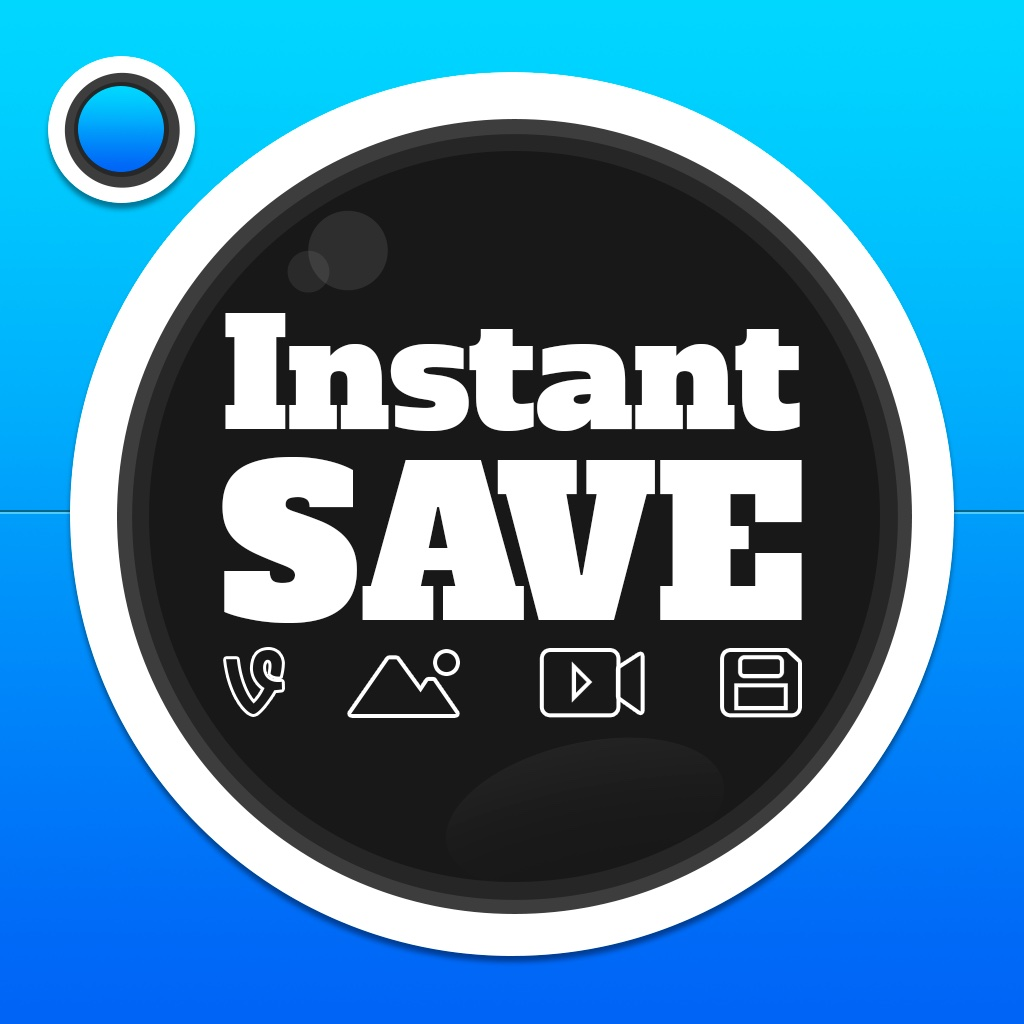 InstantSave - Save Photos & Videos From Instagram and Vine