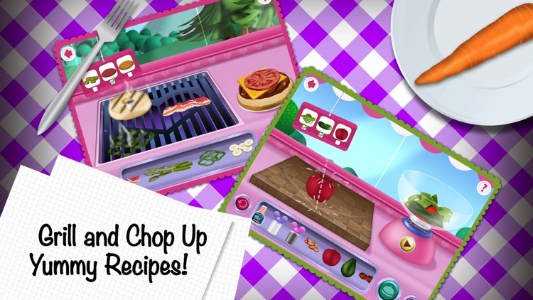 Minnie's Food Truck screenshot-3