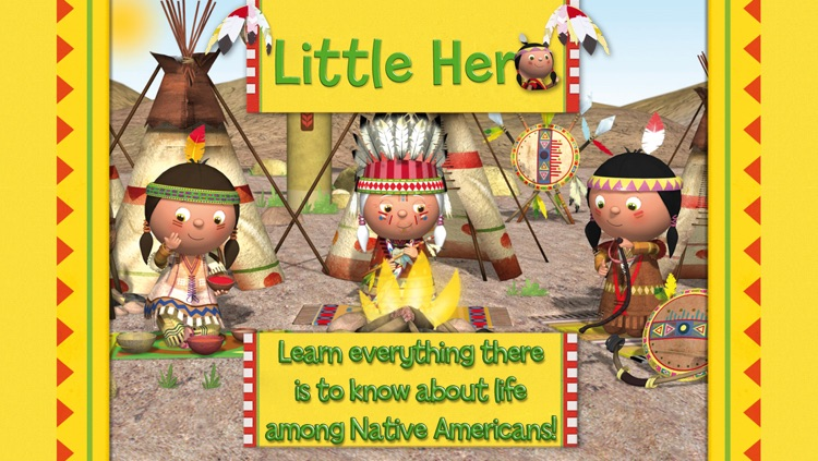 The Native American - Little Hero