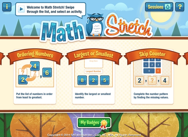SAS Math Stretch screenshot-0