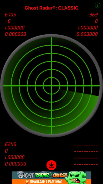 Ghost Radar®: CLASSIC iPhone