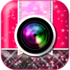 Cute Frame photo editor : plus sticker, filters, effects, grid, border stitch