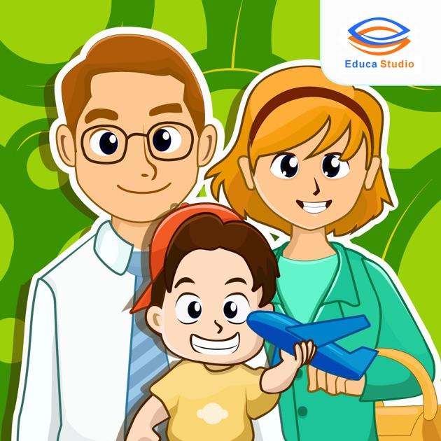 Marbel Pohon Keluarga V App Storu