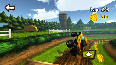 Fun Kid Racing 3D screenshot three