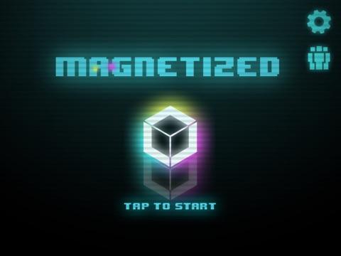 Screenshot of Magnetized