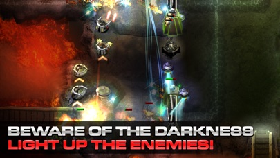 Sentinel 4: Dark Star screenshot1