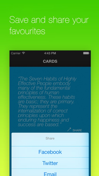 7 Habits by Stephen Covey screenshot-3