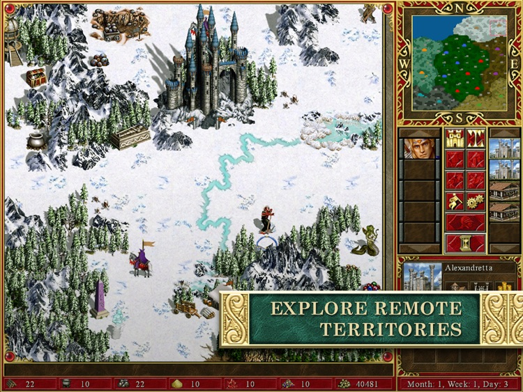 Heroes® of Might & Magic® III – HD Edition