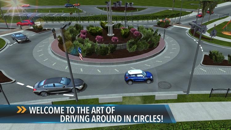 Car Parking Driving Simulator Game - Real Monster Truck Test Drive Park Sim Racing Games screenshot-0