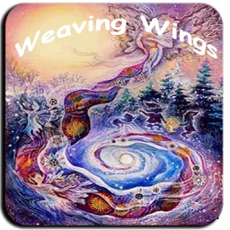 Weave Wings Guided Meditation by Ahnalira, part 4 of the Meditations of Awakening series