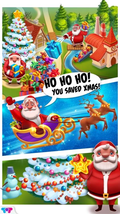 X-mas : The 4 Santas screenshot-4