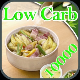 10000+ Low Carb Recipes