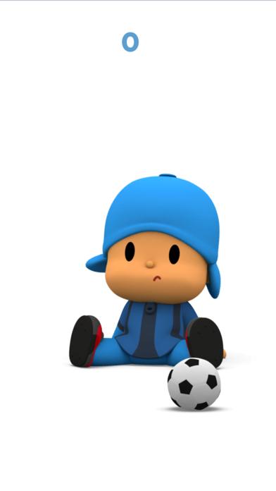 Talking Pocoyo Football FreeCaptura de pantalla de2
