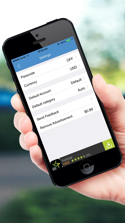 Penny Matters - Your Pocket Expense Manager (Money Matters) screenshot-4